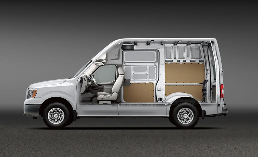 9 Foot High Roof Cargo Vans For Rent By The Hour Or Day
