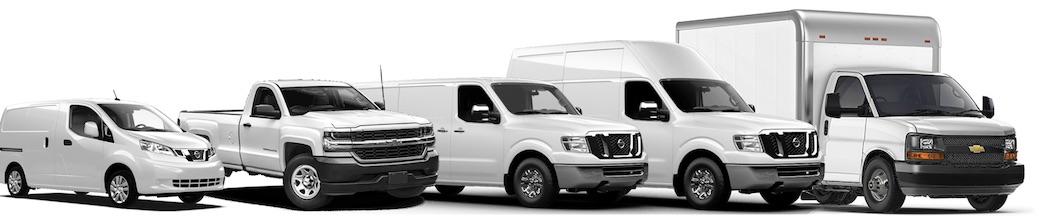 Rent A Truck >> Burbank Truck Rental And Cargo Van Rental Fetch Truck Rental